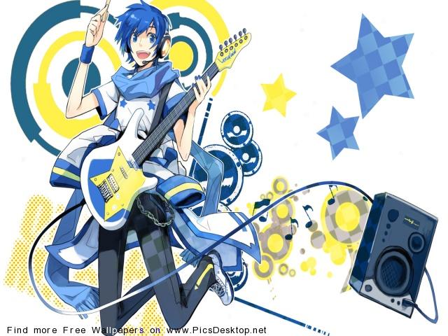 Японское аниме anime обои для рабочего